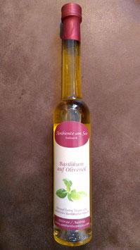 Basilikum auf Olivenöl 100ml