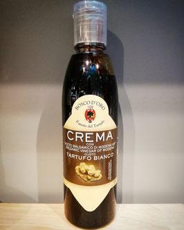 Crema con Aceto Balsamico di Modena Tartufo Bianco, Trüffel Balsamico Crema