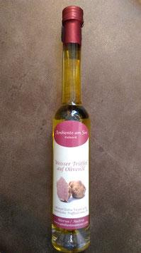 Weisser Trüffel auf Olivenöl 100ml