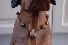 Hundekette Jaspis