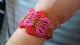Makramee-Armband 3-Farben