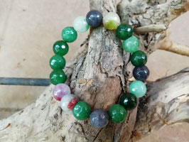 Armband Achat grün