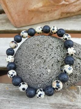 Armband Lava & Dalmatin