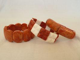 Armband Schaumkoralle