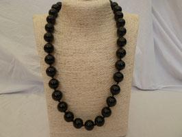 Halskette Onyx * matt oder glänzend