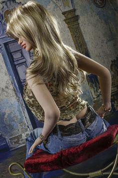 Karla poupée realiste JY Doll 158cm