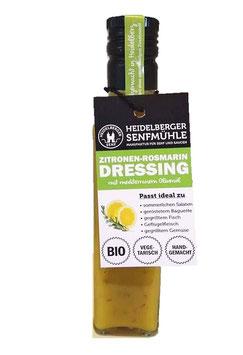 Zitronen-Rosmarin Dressing