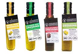 Probierpaket Salatdressing (alle 4 Varianten)