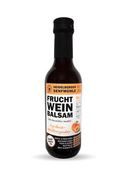 FRUCHT WEIN BALSAM - APRIKOSE-WEIßBURGUNDER
