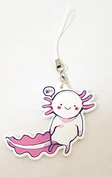 """Anhänger """"Axolotl"""""""