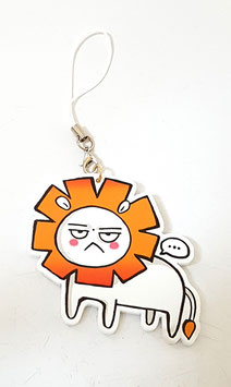 """Anhänger """"The pissed off Lion"""""""