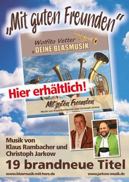 """Audio-CD - """"Mit guten Freunden"""""""