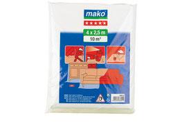 mako® Abdeckplane sehr reißfest
