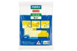 mako® Abdeckplane mittelstark