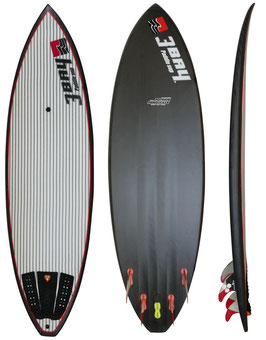 3 BAY SUP SURF WAVE CARBON