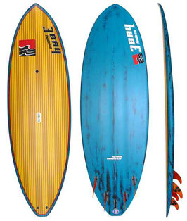 3 BAY SUP SURF WAVE CARBON