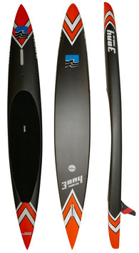 3 BAY PRONE PADDLE 12' EXTREM