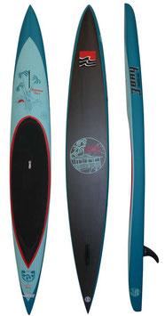 Prone Paddle Deck Pad avec 3M adhésif