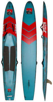 3 Bay RESCUE RACING PADDLE 10' 6''