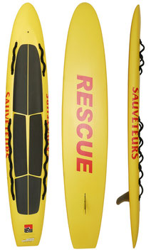 3 Bay RESCUE PADDLE 10' 6'' x 23''