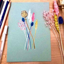WORKSHOP - Forever Flowers Creative Life