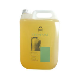 Chemovine massageolie 5 liter