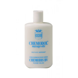 Praktijkflesje leeg 150 ml. / (Chemodis)