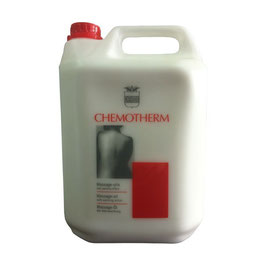 Chemotherm massageolie 5 liter