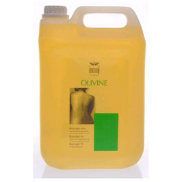 Massageolie olivine 5 liter