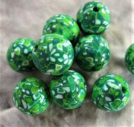 Fimoperle Extruder Grün