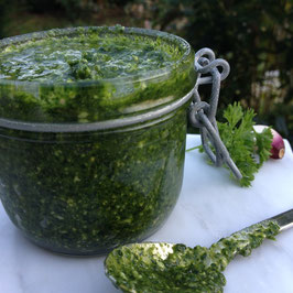 Petersilien Pesto