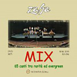 Zafra Mix - 65 canti tra rarità ed evergreen (DVD - MP3)
