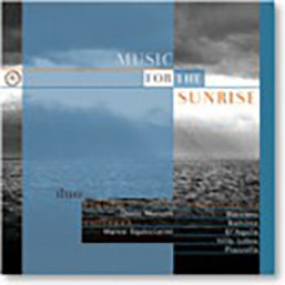 Music for the sunrise - CD