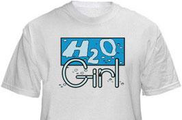 """T-Shirt """"H2O Girl"""""""