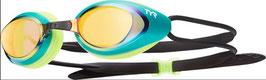 TYR Black Hawk Metalize Goggle