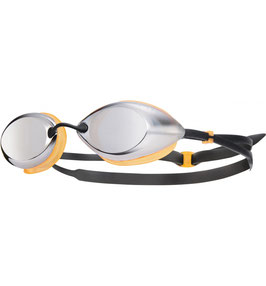 Tracer Racing Goggles Metalized
