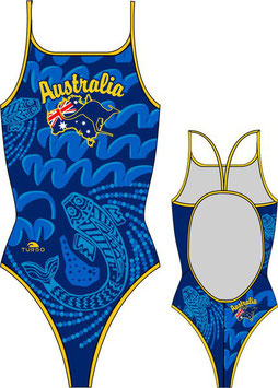 Turbo Australia Oceanic Suit