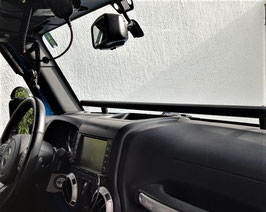 Utility Mount Bar Jeep Wrangler JK 07-