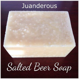 Salted Beer Soap