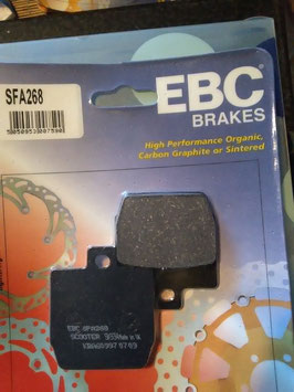 EBC- Bremsbeläge SFA 268