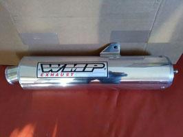 WMP Alu- Endschalldämpfer Neu Ware *