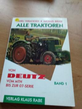 Alle Traktoren von Deutz