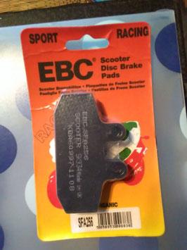 EBC- Bremsbeläge SFA 256