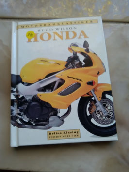 Honda Motorradclassicer  - von Hugo Wilson