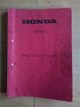 Honda CB 750 F1 - Ersatzteile-Katalog