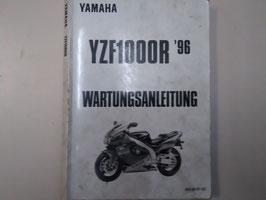 YZF 1000 R 1996 - Handbuch