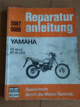 Yamaha DT 80 LC/ LC2 - Reparaturanleitung