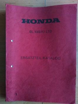 Honda GL 1000 K1 LTD - Ersatzteile-Katalog