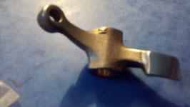 Honda FMX 650 (´05) – originaler Kipphebel