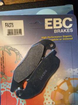 EBC- Bremsbeläge FA 375